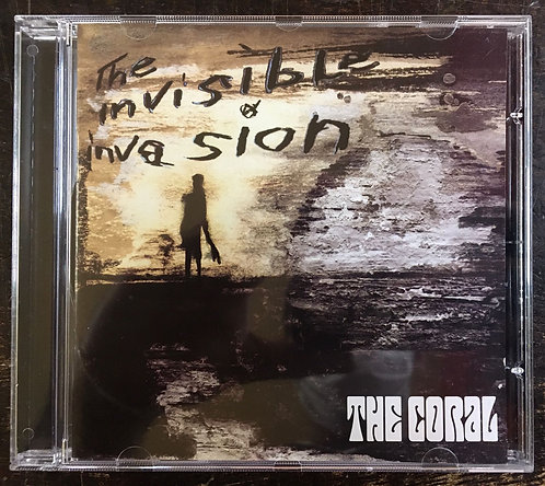 CD The Coral - The Invisible Invasion