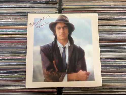 LP Raimundo Fagner - Palavra De Amor - Com Encarte