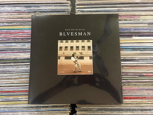 LP Baco Exu Do Blues - Bluesman - Importado - Lacrado
