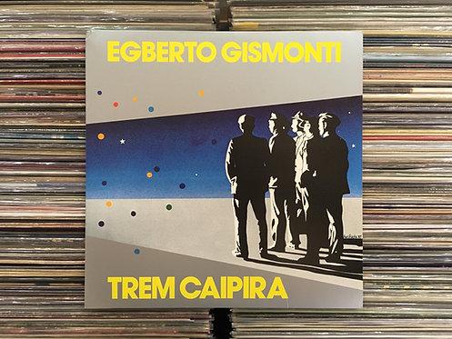 LP Egberto Gismonti - Trem Caipira - Encante