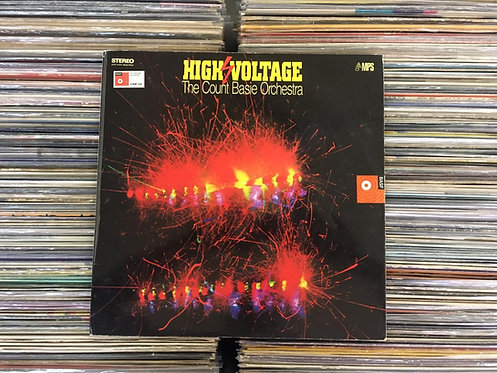 LP The Count Basie Orchestra - High Voltage - Importado