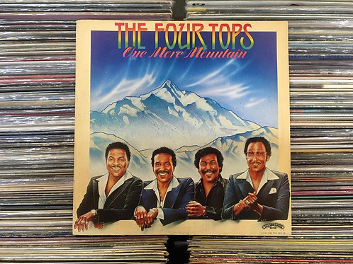 LP Four Tops - One More Mountain