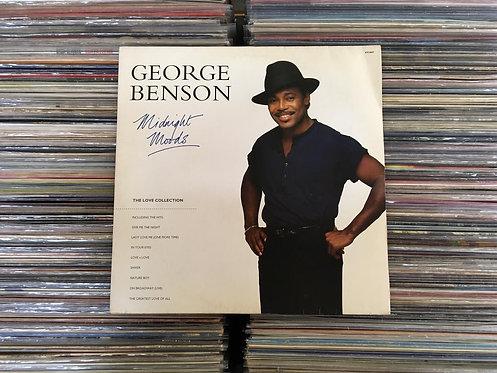 LP George Benson - Midnight Moods