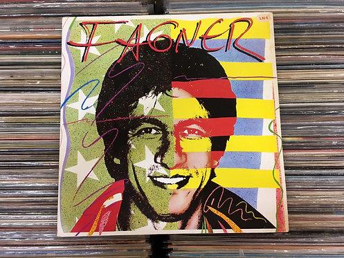 LP Raimundo Fagner - Fagner 1982 - C/ Encarte - +Pôster