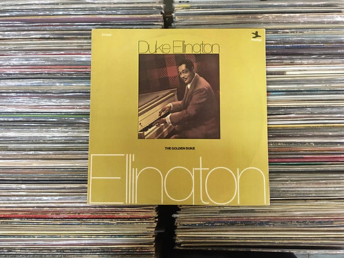 LP Duke Ellington - The Golden Duke - Duplo - Capa Dupla