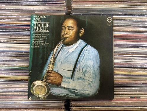 LP Charlie Parker - The Verve Years (1950-51) - Duplo