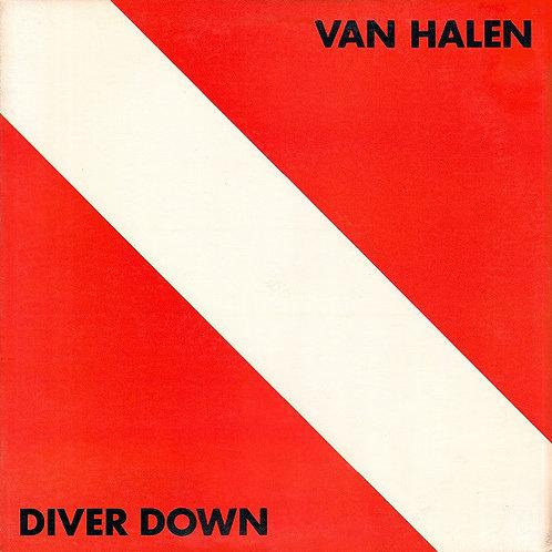 CD Van Halen - Diver Down - Lacrado