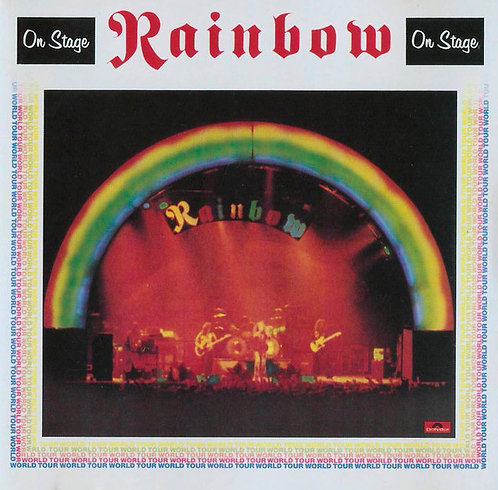 CD Rainbow - On Stage - Importado - Lacrado