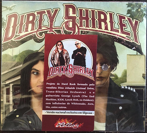 CD Dirty Shirley - Dirty Shirley - Slipcase - Lacrado