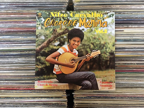 LP Nilze Carvalho - Choro De Menina Vol. 2