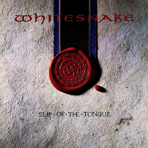 CD Whitesnake - Slip Of The Tongue - Importado - Lacrado