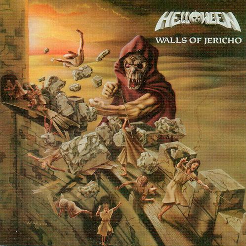 CD Helloween - Walls Of Jericho - Duplo - Importado - Lacrado