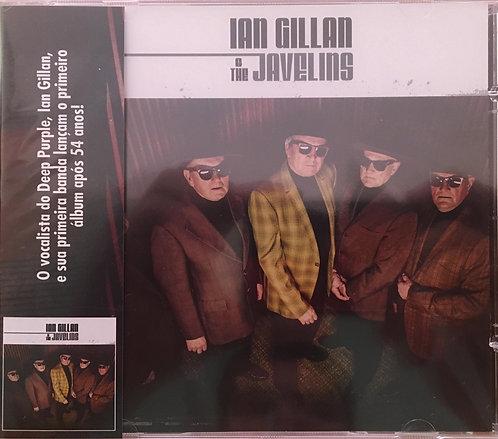 CD Ian Gillan & The Javelins - Lacrado