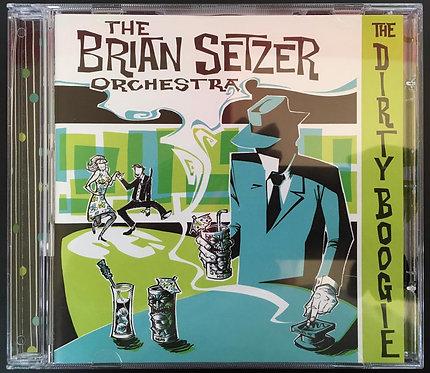 CD The Brian Setzer Orchestra - The Dirty Boogie - Importado