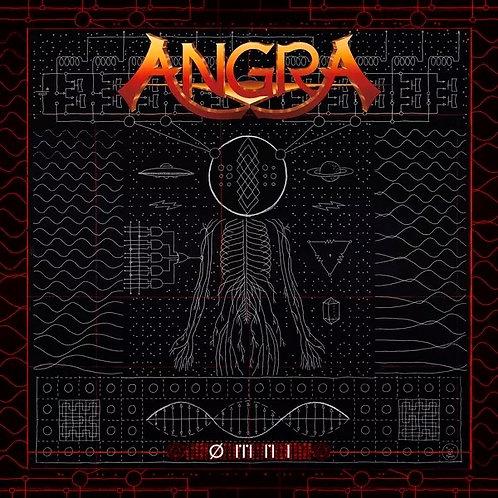 CD Angra - Omni - Lacrado