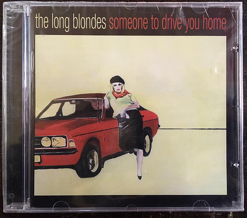 CD The Long Blondes - Someone To Drive You Home - Lacrado