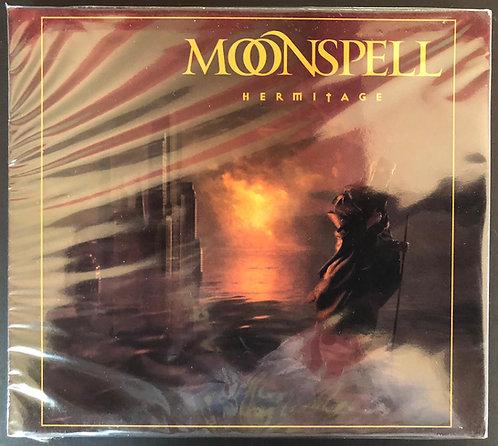 CD Moonspell - Hermitage - Slipcase - Lacrado
