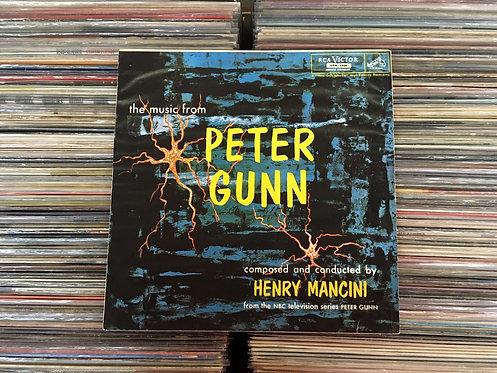 LP Henry Mancini - The Music From Peter Gunn