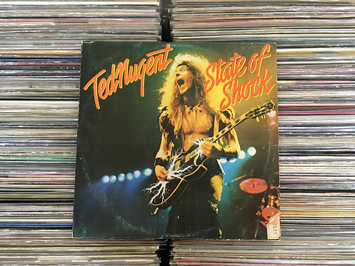 LP Ted Nugent - State Of Shock