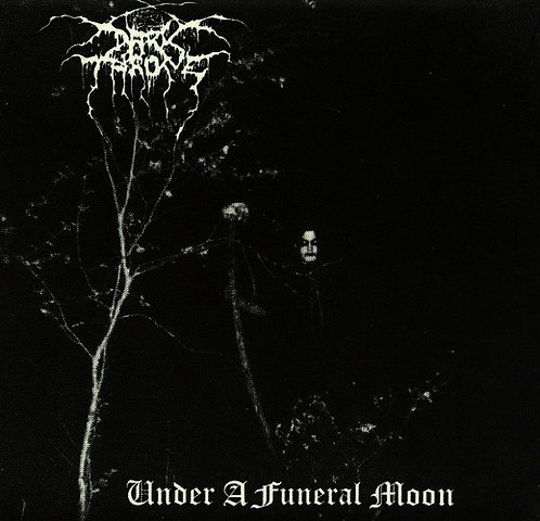 CD Darkthrone - Under A Funeral Moon - Duplo - Importado