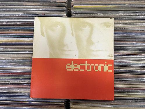 LP Electronic - 1991 / Bernard Sumner, Johnny Marr