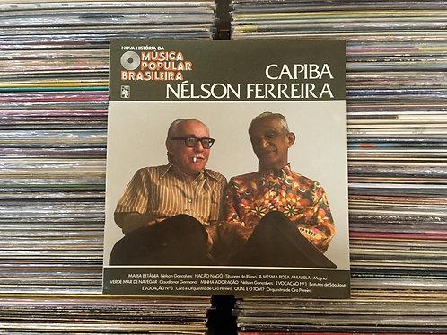 LP Capiba & Nelson Ferreira - Nova História Da Música Popular Brasileira