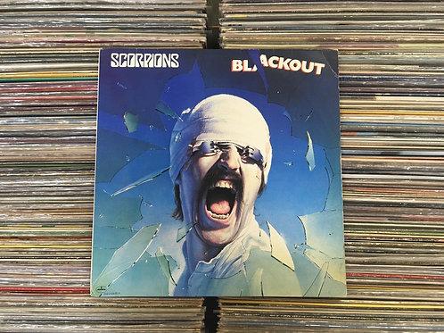LP Scorpions - Blackout