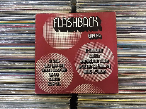 LP Flashback Europa - Vários Artistas