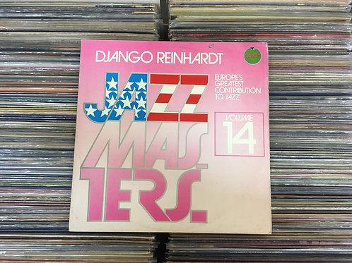LP Django Reinhardt - Jazz Masters. Volume 14
