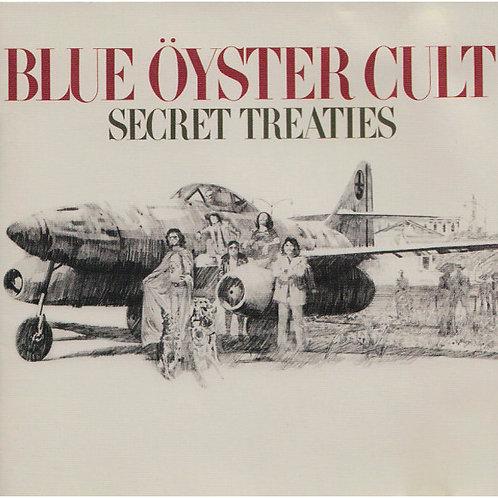 CD Blue Öyster Cult - Secret Treaties - Importado - Lacrado