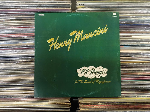 LP Henry Mancini - 101 Strings Orchestra