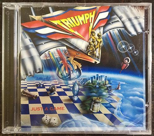 CD Triumph - Just A Game - Lacrado