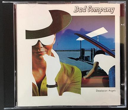 CD Bad Company - Desolation Angels - Importado