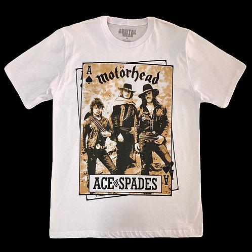 Camiseta Motörhead - Ace Of Spades - Brutal