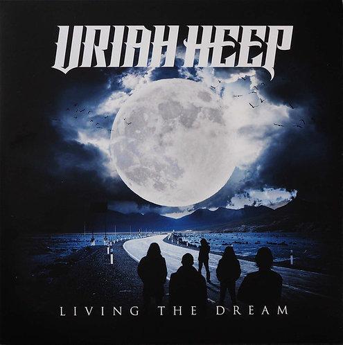 CD Uriah Heep - Living The Dream - Lacrado