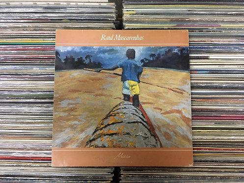 LP Raul Mascarenhas - 1988 - Com Encarte