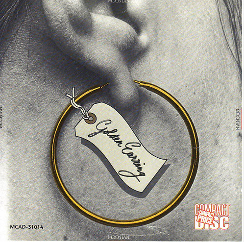 CD Golden Earring - Moontan - Importado - Lacrado