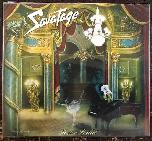 CD Savatage - Gutter Ballet - +Bônus - Lacrado - Digipack