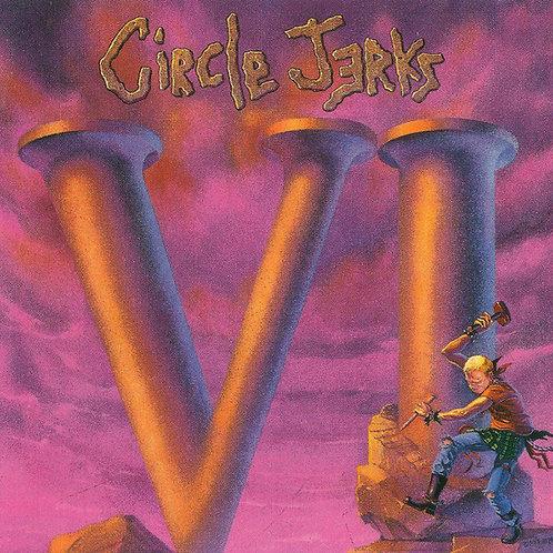 CD Circle Jerks - VI - Digipack - Lacrado