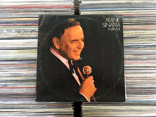 LP Frank Sinatra - In Brazil - 1974