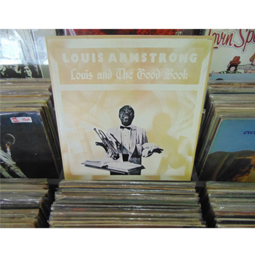 LP Louis Armstrong - Louis And The Good Book
