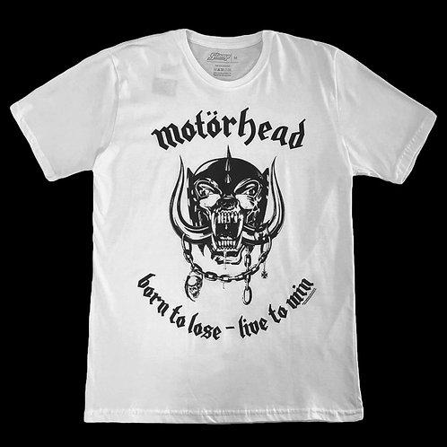 Camiseta Motörhead - Born To Lose - Live To Win - Stamp
