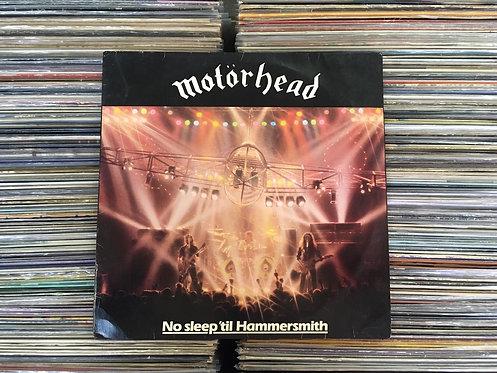 LP Motörhead - No Sleep 'Til Hammersmith