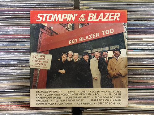 LP Bob Cantwell & His Saturday Night Stompers - Stompin' At The Blazer - Imp