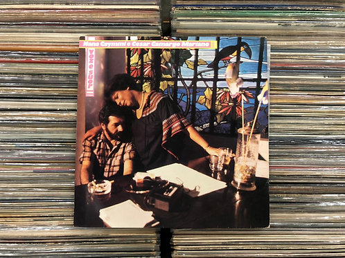 LP Nana Caymmi E César Camargo Mariano - Voz E Suor - Com Encarte