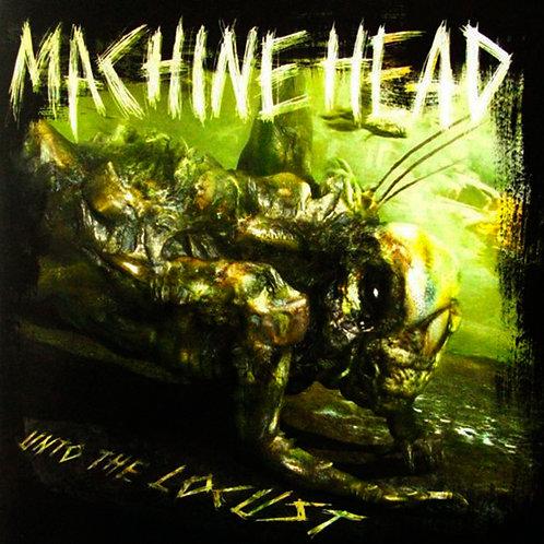 CD Machine Head - Unto The Locust - Importado - Lacrado