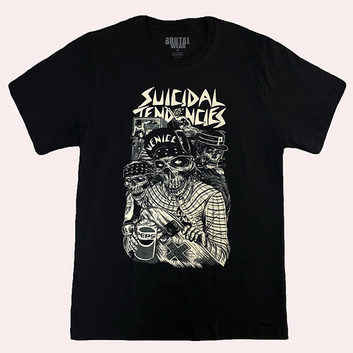 Camiseta Suicidal Tendencies - Venice - Brutal