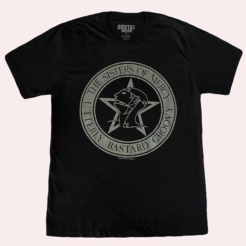 Camiseta The Sisters Of Mercy - Utterly Bastard Groovy - Brutal