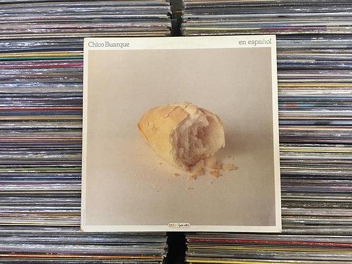 LP Chico Buarque - Chico Buarque En Español - Com Encarte