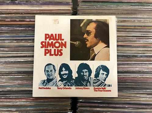 LP Paul Simon Plus - 1978